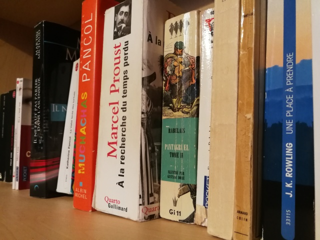 Je suis livrophile