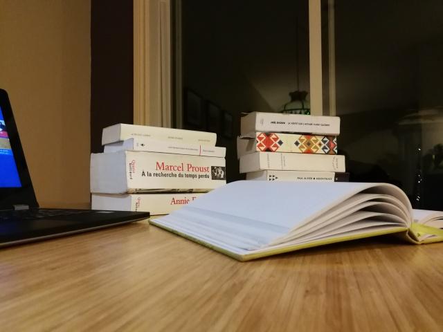 Écrire, comme gagner à laloterie